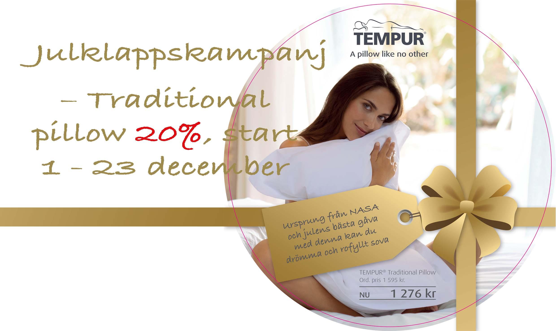 Julens bästa gåva, Tempur