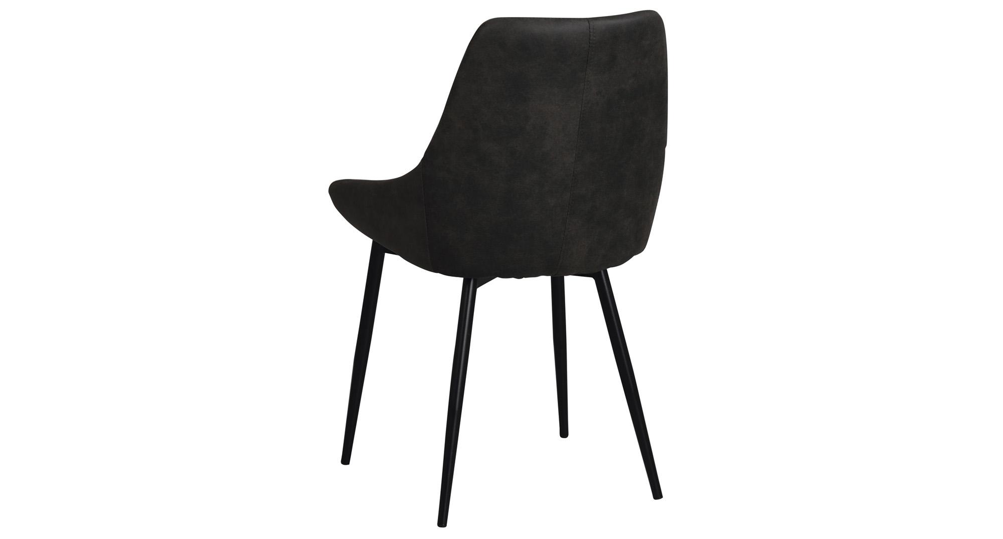 Sierra stol mörkgrå