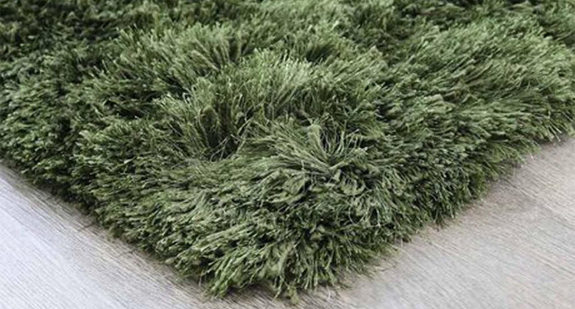 Fitzroy matta i grön