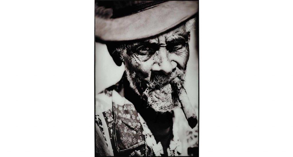 Man med Cigarr