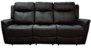 Denver 3-sits reclinersoffa